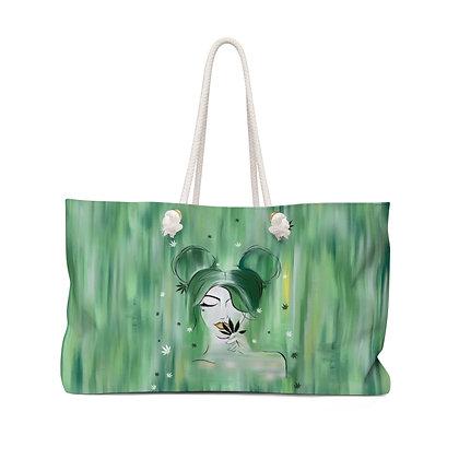 Mary Jane Girl Weekender Bag