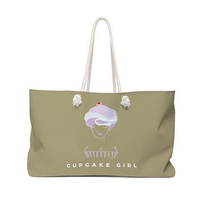 Cupcake Girl Weekender Bag