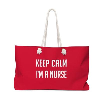 Nurse Girl™ Limited Weekender Bag