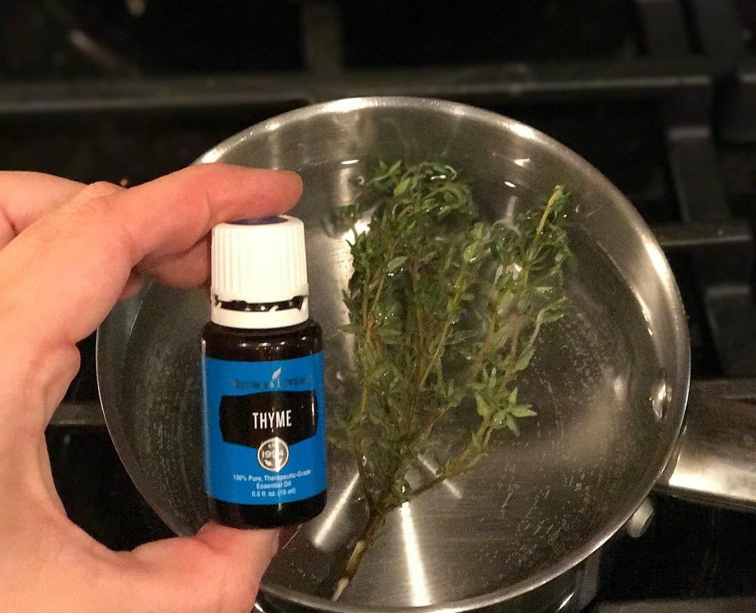 Thyme Oil
