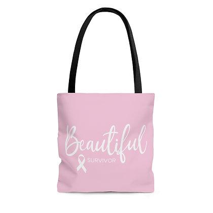 Beautiful Survivor™ BEAUTIFUL Tote Bag