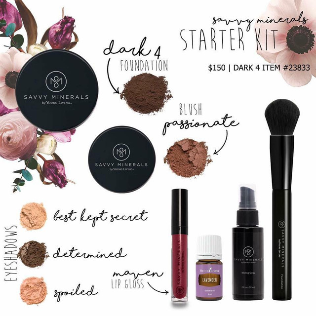 Savvy | Starter Kit Dark 4