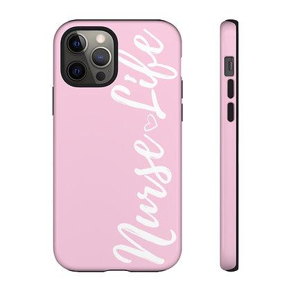 Nurse Girl™ NURSE LIFE iPhone Case