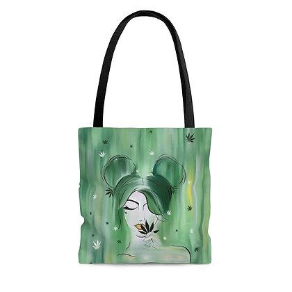 Mary Jane Girl Tote Bag