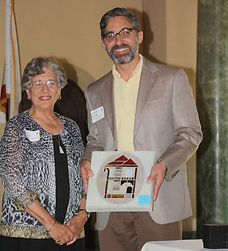 Award-Recipient-Cathy-Zimmer-and-ORF-Tea