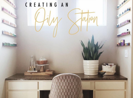 CREATING AN OILY STATION