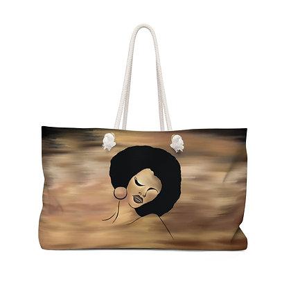 Ebony Queen Weekender Bag