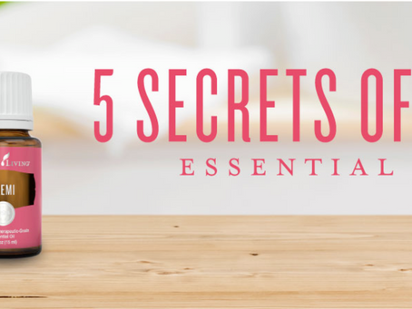 5 SECRETS OF ELEMI ESSENTIAL OIL