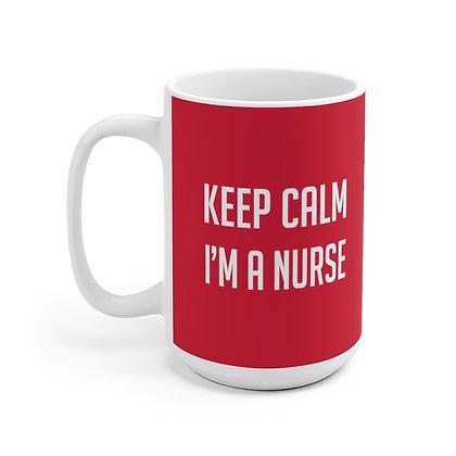 Nurse Girl™ Mug - Right Handed