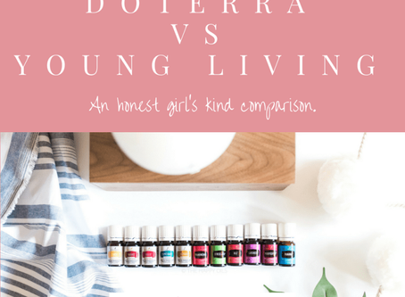 DOTERRA VS YOUNG LIVING | QUALITY ESSENTIAL OILS