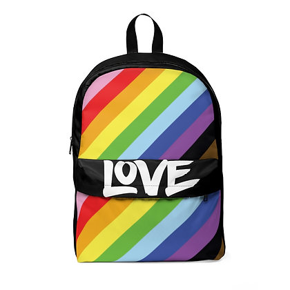 Love Is Love™ Cloth Backpack