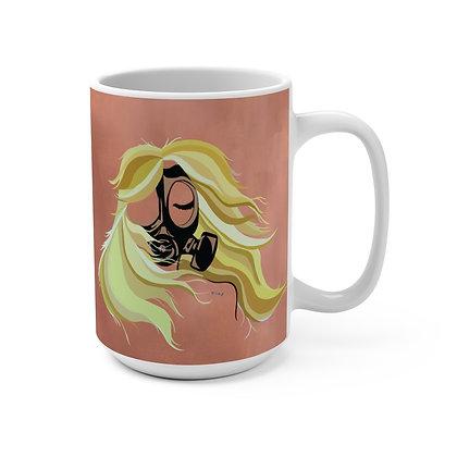 Toxic Girl Coffee Mug 15oz