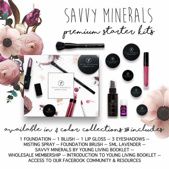 Savvy | Premium Starter Kit
