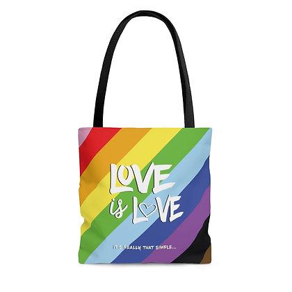 Love is Love™ LOVE Tote Bag
