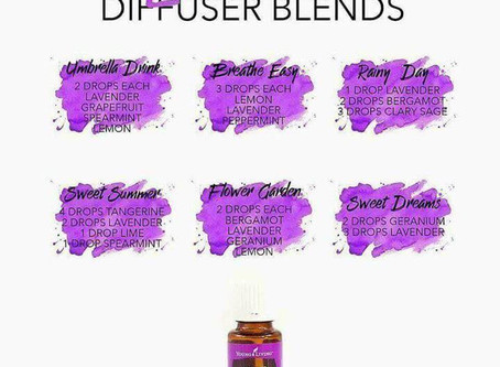 LAVENDER DIFFUSER BLENDS