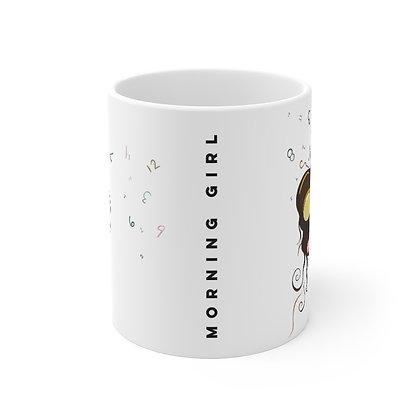 Morning Girl Mug 11oz