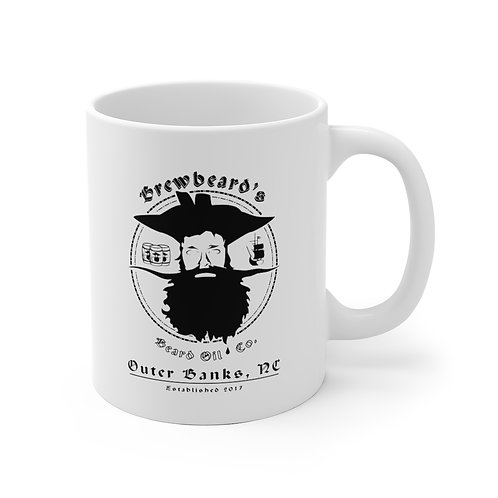 Brewbeards® Ceramic Mug