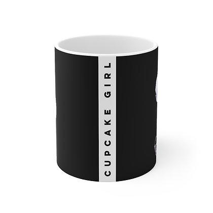 Cupcake Girl Limited Mug 11oz
