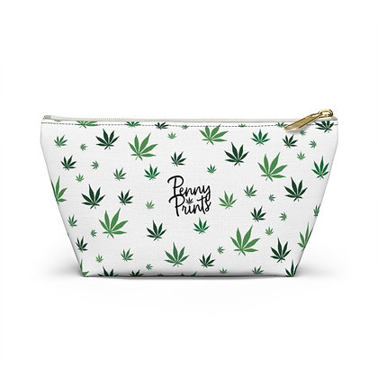 Mary Jane Leaves ™ Accessory Pouch w T-bottom