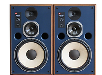 0JBL 4307 ミドルサイズ25cm  3ウェイ コントロールモニタースピー