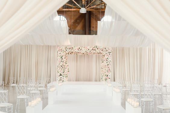 Modern Blush Wedding