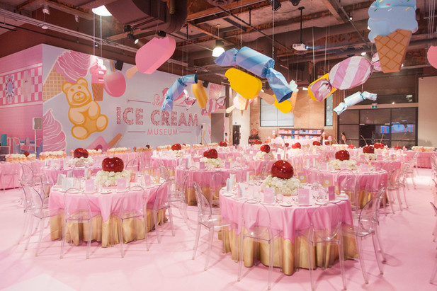 Museum of Ice Cream Bat Mitzvah
