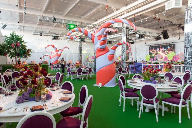 Wonka Themed Bat Mitzvah