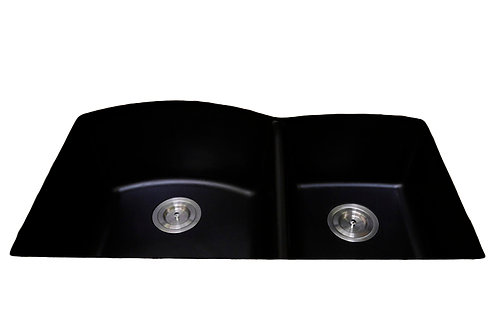 Sink - Black Granite Composite 60/40