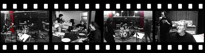 Session d'enregistrement dans les Studios MidiLive !