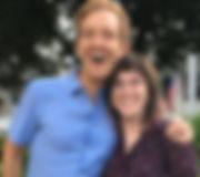 Chris Littler and Ellen Winter Monster Hit Rhinebeck Writers Retreat 2018