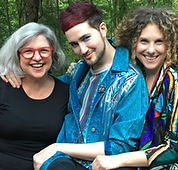 Erin Courtney Max Vernon Ellie Heyman The Tattooed Lady Rhinebeck Writers Retreat 2018