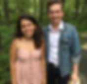 Rebecca Aparicio & Stephen Elkins Pedro Pan Rhinebeck Writers Retreat 2018