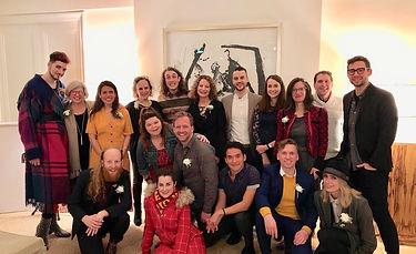 2018 Artists at Rhinebeck Writers Retreat Fundraiser, nonprofit, New York