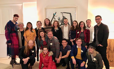 2018 Artists at Rhinebeck Writers Retreat Fundraiser, nonprofit, New York