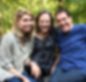 Kirsten Guenther & Mindi Dickstein & Nolan Gasser Benny and Joon Rhinebeck Writers Retreat 2018