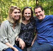 Kirsten Guenther & Mindi Dickstein & Nolan Gasser Benny and Joon Rhinebeck Writers Retreat 2018
