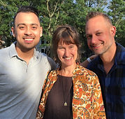 Derek Gregor, Phoebe Kruetz, TC Lind, In a Sunshine State, Rhinebeck Writers Retreat