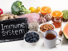 Immunsystem mit der richtigen Ernährung stärken
