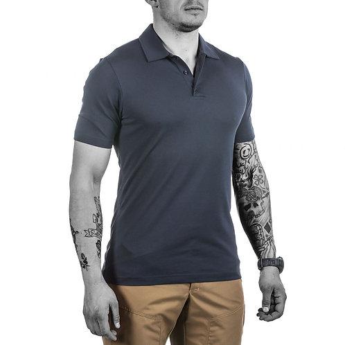 UF Pro Polo Shirt Urban Navy Blue