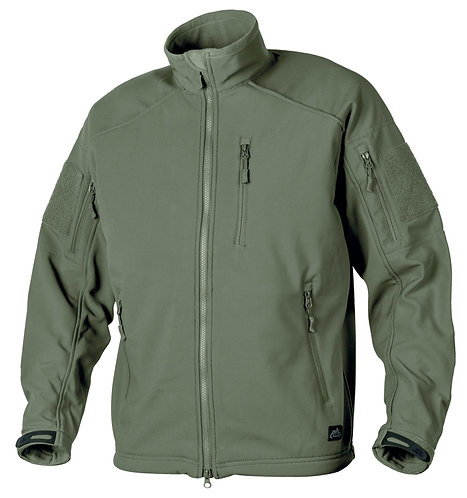HELIKON DELTA TACTICAL SOFTSHELL JACKE цвет олива