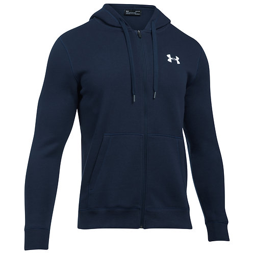 Under Armour Zip Hoodie Rival Fitted