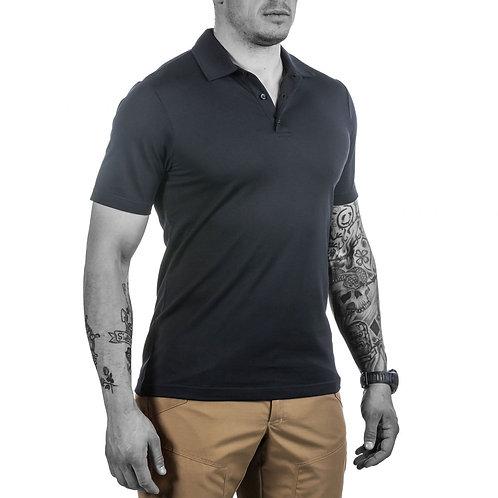 UF Pro Polo Shirt Urban Black