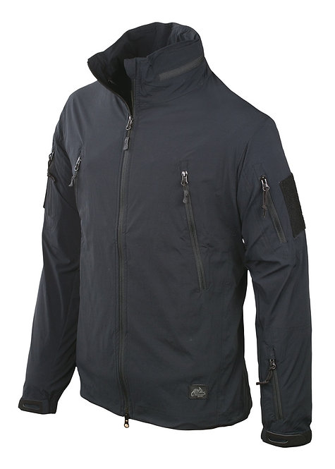SOFTSHELL JACKE HELIKON TROOPER цвет черный