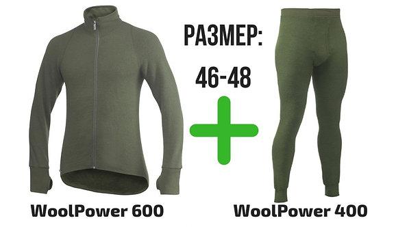 Комплект термобелья Woolpower