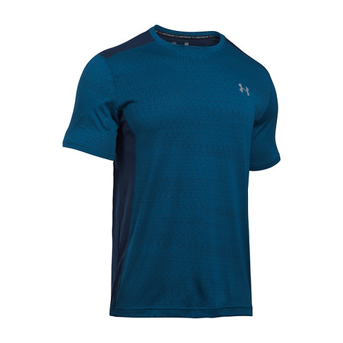 Under Armour Fitness T-Shirt Raid Jacquard SS