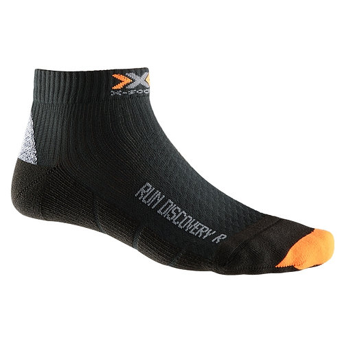 Носки X-Socks Running Discovery 2.1, цвет черный