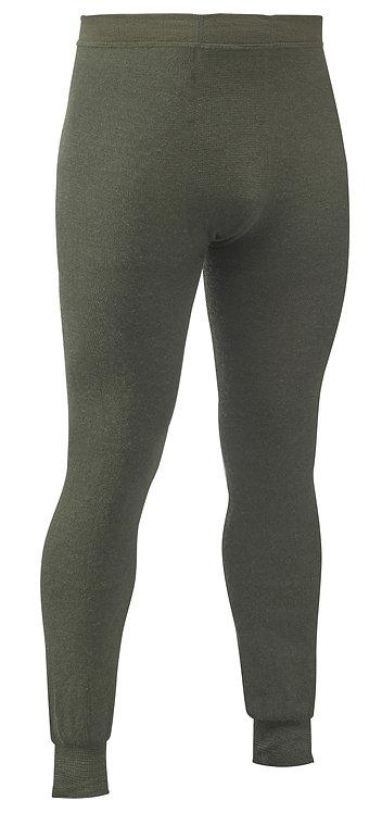 Кальсоны  Woolpower 400, цвет оливковый
