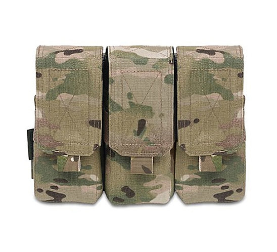 WARRIOR A.S. TRIPLE MAG POUCH