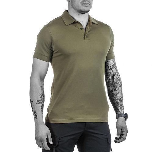 UF Pro Polo Shirt Urban Chive green