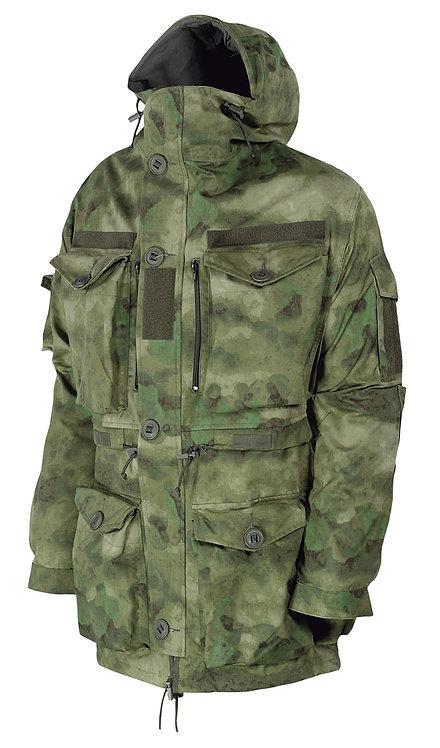 Куртка тактическая LK KSK, камуфляж A-Tacs FG